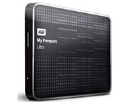 西部数据(WD) My Passport Ultra USB3.0 2TB 超便携移动硬盘 (黑色)WDBMWV0020BBK