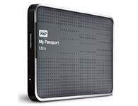 西部数据(WD) My Passport Ultra USB3.0 2TB 超便携移动硬盘 (钛)WDBMWV0020BTT