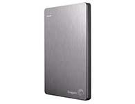 希捷(Seagate) Backup Plus睿品(升级版) 1T 2.5英寸 USB3.0移动硬盘 皓月银(STDR1000301)
