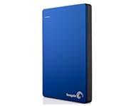 希捷(Seagate) Backup Plus睿品(升级版) 1T 2.5英寸 USB3.0移动硬盘 宝石蓝(STDR1000302)