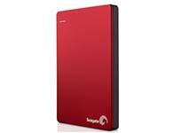 希捷(Seagate) Backup Plus睿品(升级版) 2T 2.5英寸 USB3.0移动硬盘 丝绸红(STDR2000303)