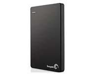 希捷(Seagate) Backup Plus睿品(升级版) 2T 2.5英寸 USB3.0移动硬盘 陨石黑(STDR2000300)