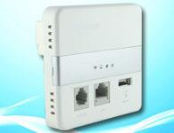 WAP-3003是一款入墙式无线AP(接入点) ,运行频段为2.4GHz,采用国际无线标准设计,可将有线网络分解成有线及无线WiFi信号等多应用方式,方便各类智能终端实现无线WiFi上网。本设备可广泛安装在墙体86面板的线盒上,不破坏原有的装修,安装简单,可管理性强。 国际无线标准设计,符合绿色环保理念,可广泛用于酒店客房、KTV包间、学校宿舍、医院病房等场所。