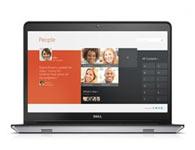 戴尔(DELL)Ins14MR-4748SS灵越14英寸笔记本电脑(Intel i7-5500U 8G 1T  5400RPM +8GB  4G 独显 Win8)银色