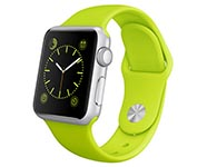 Apple Watch SPORT品类型: 智能腕表屏幕尺寸: 1.65英寸操作系统: Watch OS处理器: Apple S1屏幕分辨率: 320*640像素屏幕材质: Ion-X玻璃材质