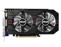 华硕冰骑士GTX750-DF-2GD5显卡类?#20572;?主流级显卡芯片: GeForce GTX 750核心频率: 1020/1085MHz显存频率: 5010MHz显存容量: 2048MB显存位宽: 128bit