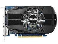 华硕GT730-FML-1GD5显卡类?#20572;?#20837;门级;显卡芯片:GeForce GT730;核心频率:902MHz;显存频率:5000MHz;显存容量:1024MB;显存位宽:64bit;
