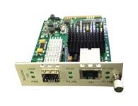 卡式万兆光纤收发器
