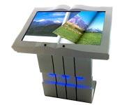 卓达ZD700D 触摸一体机触摸屏:可选用红外式触摸屏  显示器:液晶显示器。超薄、环保低碳。