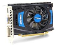 盈通镭龙R7 240-2048D3宽屏版显卡类型:入门级  显卡芯片:Radeon R7 240  核心频率:730/780MHz  显存频率:1333MHz  显存容量:2048MB  显存位宽:128bit  供电模式:1+1相