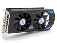 盈通GTX750-1024GD5 TB 极速版显卡类型:主流级  显卡芯片:GeForce GTX 750  核心频率:1020/1085MHz  显存频率:5000MHz  显存容量:1024MB  显存位宽:128bit  电源接口:6pin  供电模式:2+1相