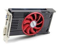 盈通GT740-1024GD5极速版显卡类型:入门级  显卡芯片:GeForce GT740  核心频率:993MHz  显存频率:5000MHz  显存容量:1024MB  显存位宽:128bit  电源接口:无外接电源接口
