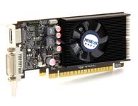 盈通 GT730-1024D3 LA晶片型号: GK208/28nm  显存容量: 1G/DDR3  工作频率:902/1800MHz(核心/显存)  接口特征:HDMI/DVI(内置VGA插座)  3D特性:DirectX11.1/OpenGL 4.3