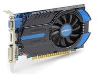 盈通GT720-1024D3极速版显卡类型:入门级  显卡芯片:GeForce GT720  核心频率:797MHz  显存频率:1600MHz  显存容量:1024MB  供电模式:1+1相