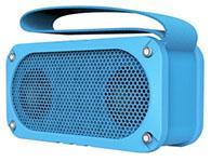 山水(SANSUI) E33 户外无线NFC蓝牙音响插卡迷你音箱便携式防摔防尘低音炮 天蓝色