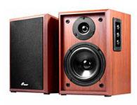 三诺N-35G音箱类型: 电脑音箱音箱系统: 2.0声道有源无源: 有源 调节方式: 旋纽