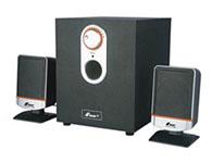 三诺H-111增强版音箱类型: 电脑音箱,音箱系统: 2.1声道 有源无源: 有源,调节方式: 旋纽,供电方式: 电源:220V/50Hz