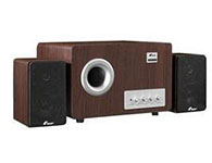 三诺LA-6900P音箱类型: 电脑音箱,音箱系统: 2.1声道,有源无源: 有源,调节方式: 旋纽