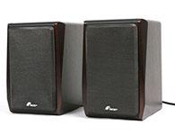 三诺N-25G音箱类型: 电脑音箱,音箱系统: 2.0声道,有源无源: 有源,调节方式: 旋纽