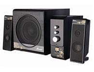 三诺iFi-311风云版II音箱类型: 电脑音箱,音箱系统: 2.1+1声道有源无源: 有源,调节方式: 旋纽