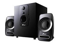 三诺H-111(13版)音箱类型: 电脑音箱,音箱系统: 2.1声道 有源无源: 有源,调节方式: 旋钮